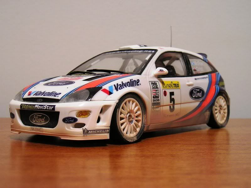 Tamiya Ford Focus Rs Wrc1 1 24 Ford Focus Ford Focus St Ford Focus Rs