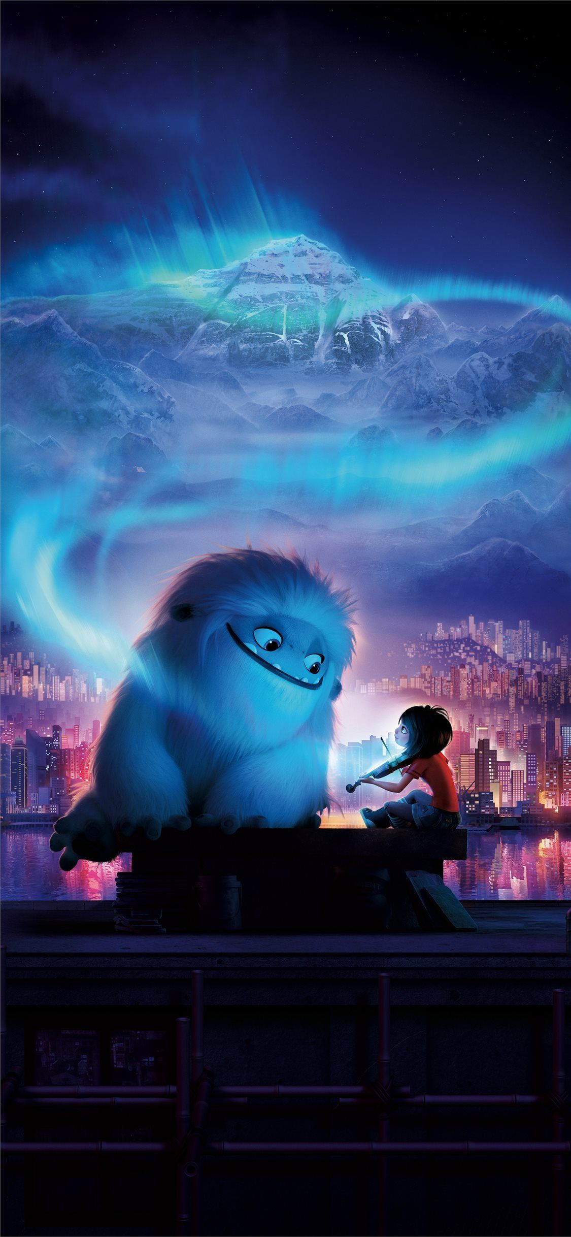 Free Download The Abominable 8k Wallpaper Beaty Your Iphone Abominable 2019 Movies Animated In 2020 Cute Disney Drawings Disney Wallpaper Cute Cartoon Wallpapers