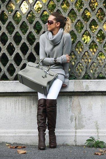 Ensemble d'automne #look #style #actu #mode #beaute #tendance #fashion #BelledeJour #BelledeNuit #myfashionlove myfashionlove.com