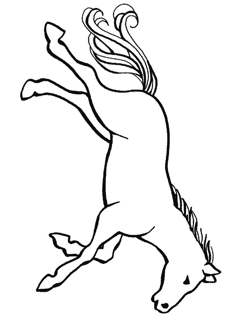 Majdzivnieki Horse Coloring Books Horse Coloring Horse Clip Art