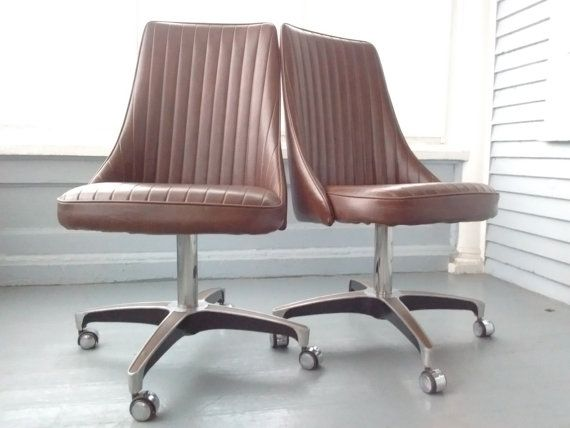 Vintage 70s Chromcraft Dining Chairs By Rhymeswithdaughter On Etsy