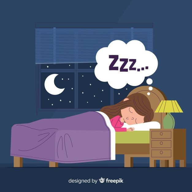 Download Person Sleeping In Bed Background For Free Good Night Good Night Sleep Tight Sleeping In Bed