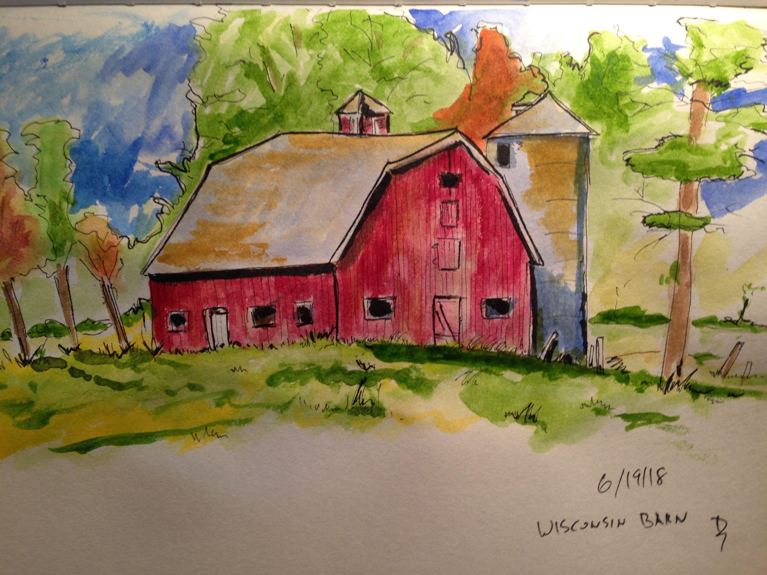Pin by Dennis Schebetta on My sketchbook journal Art