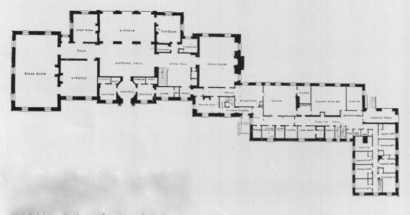 A Damaged Beauty Floor Plans House Floor Plans Beach House