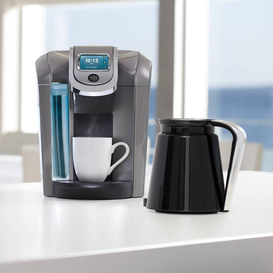 Keurig 2.0® K560 Brewer with Keurig™ Carafe, 48 KCup