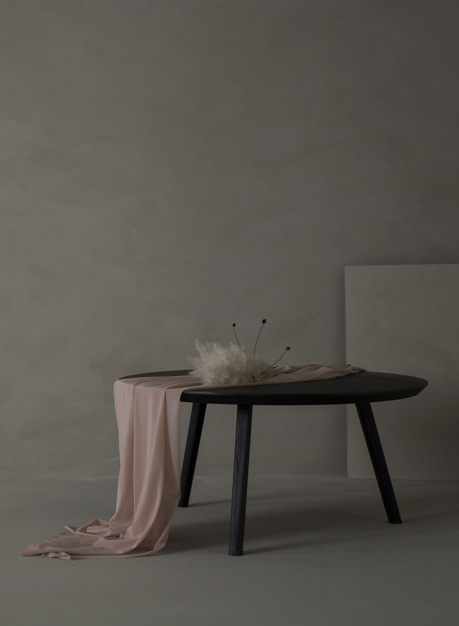 Coffee Table Black Ash