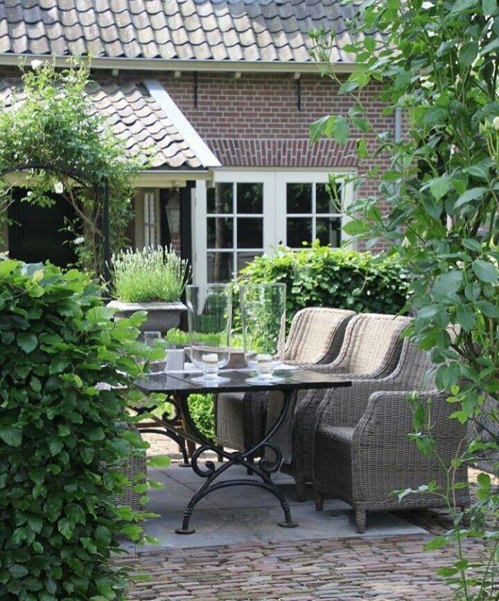 Pin by Debra. Koehn on Outdoor spaces | Apartment patio ...