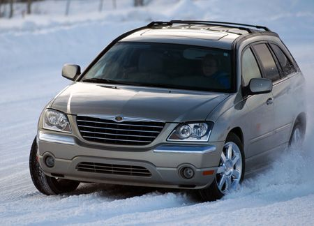2013 Chrysler Pacifica New With Images Motorcycle Camping Gear