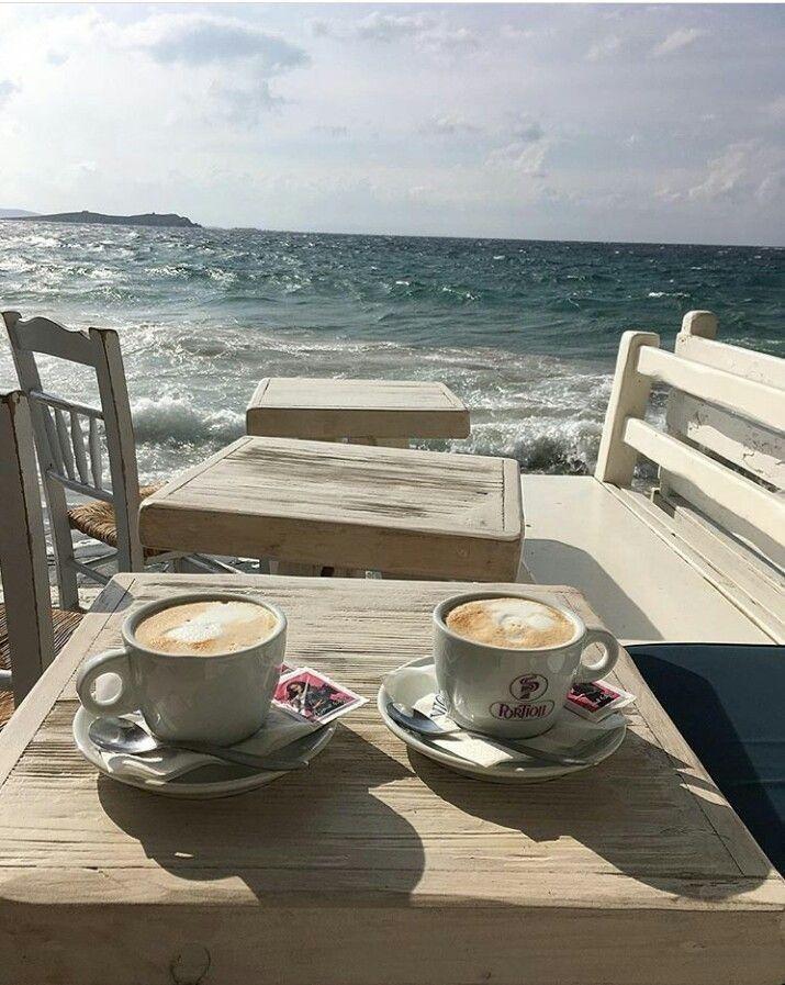 Открытки доброе утро море горы
