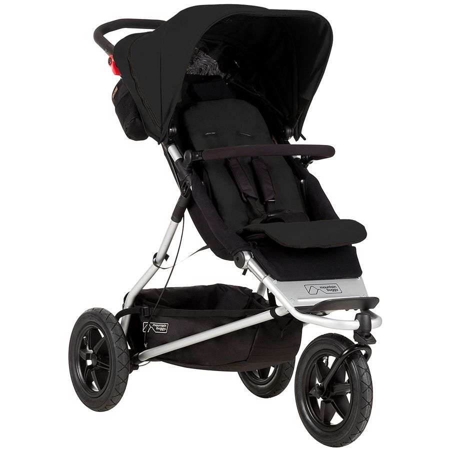 mountain buggy plus one stroller from backcountry