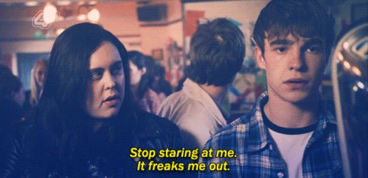 My mad fat diary - lol