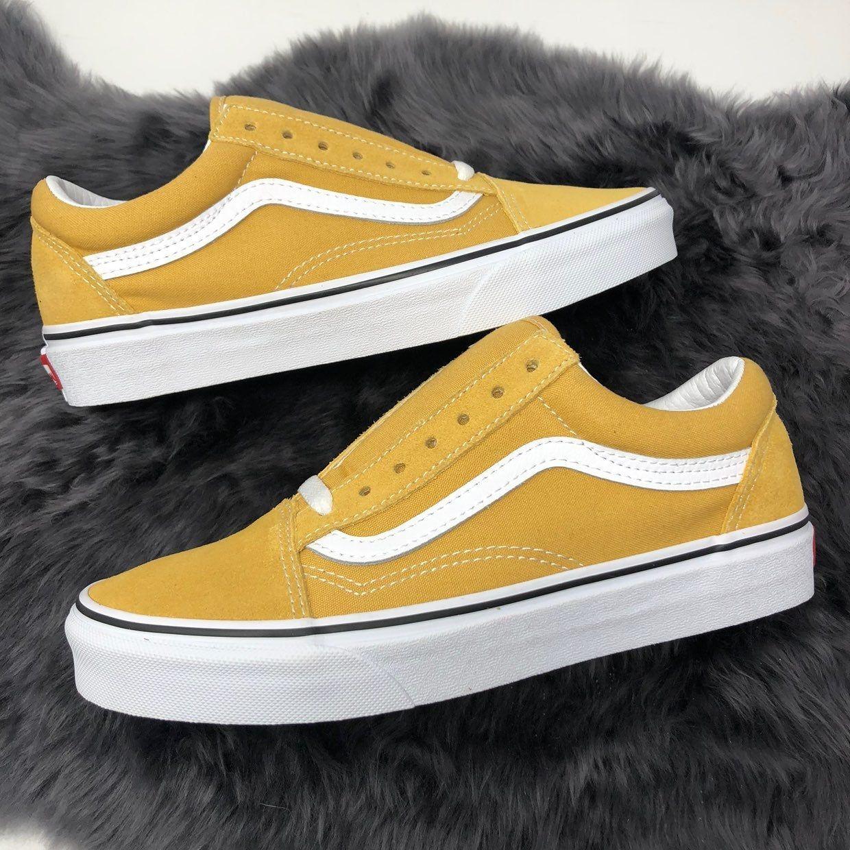 Vans Old Skool Canvas Skate Shoes Color