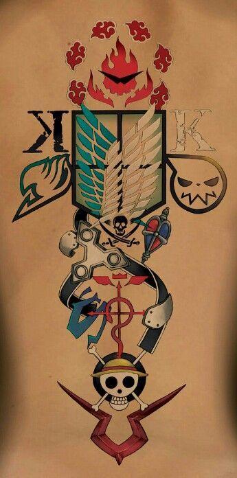Tattoo ideas symbols naruto 25 best ideas