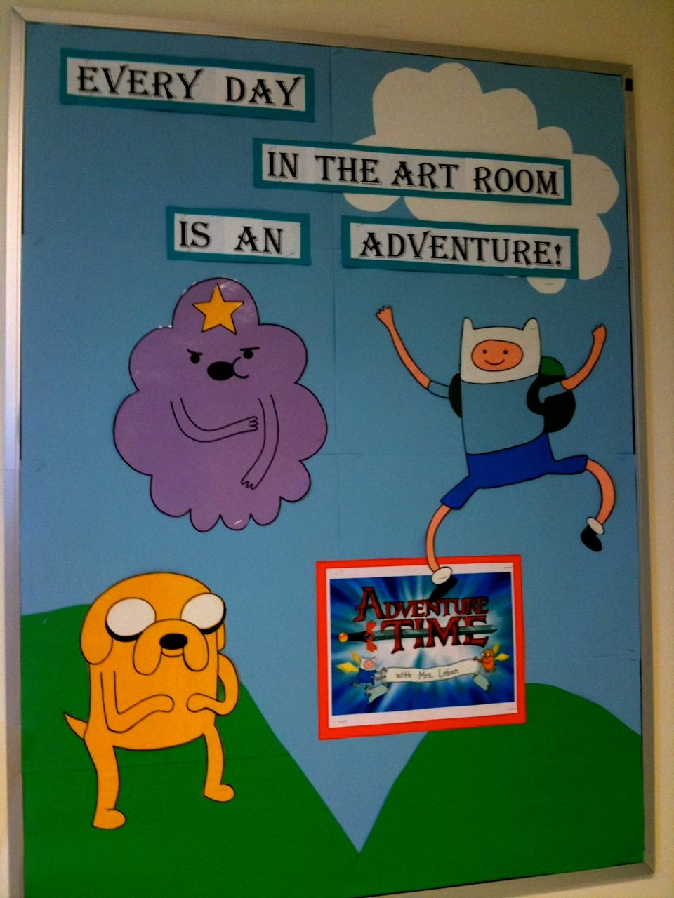 Finally A Teacher Who Has What I Am Looking For Adventure Time