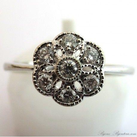bijoux bague diamant paris