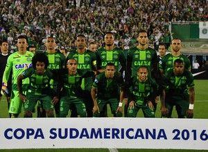 Chapecoense Sul-Americana (Foto: Nelson Almeida / AFP)