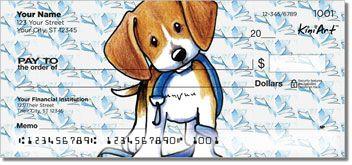 Beagle Cartoon Checks By Kiniart Http Www Cooldogchecks Com