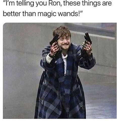 17 Riddikulus Harry Potter Memes That'll Hagrid You Of Your Boredom