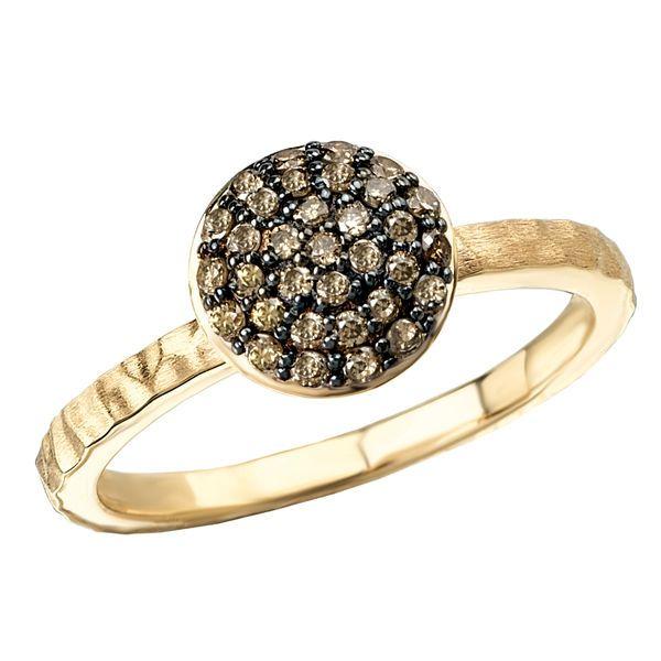Bonyak Jewelry 14k Diamond-Cut Polished /& Satin Filigree Heart Pin in 14k Yellow Gold