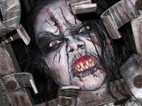 Halloween costumes · ? THE JACKAL | Thir13en Ghosts ... & ? THE JACKAL | Thir13en Ghosts - Official Makeup Tutorial - YouTube ...