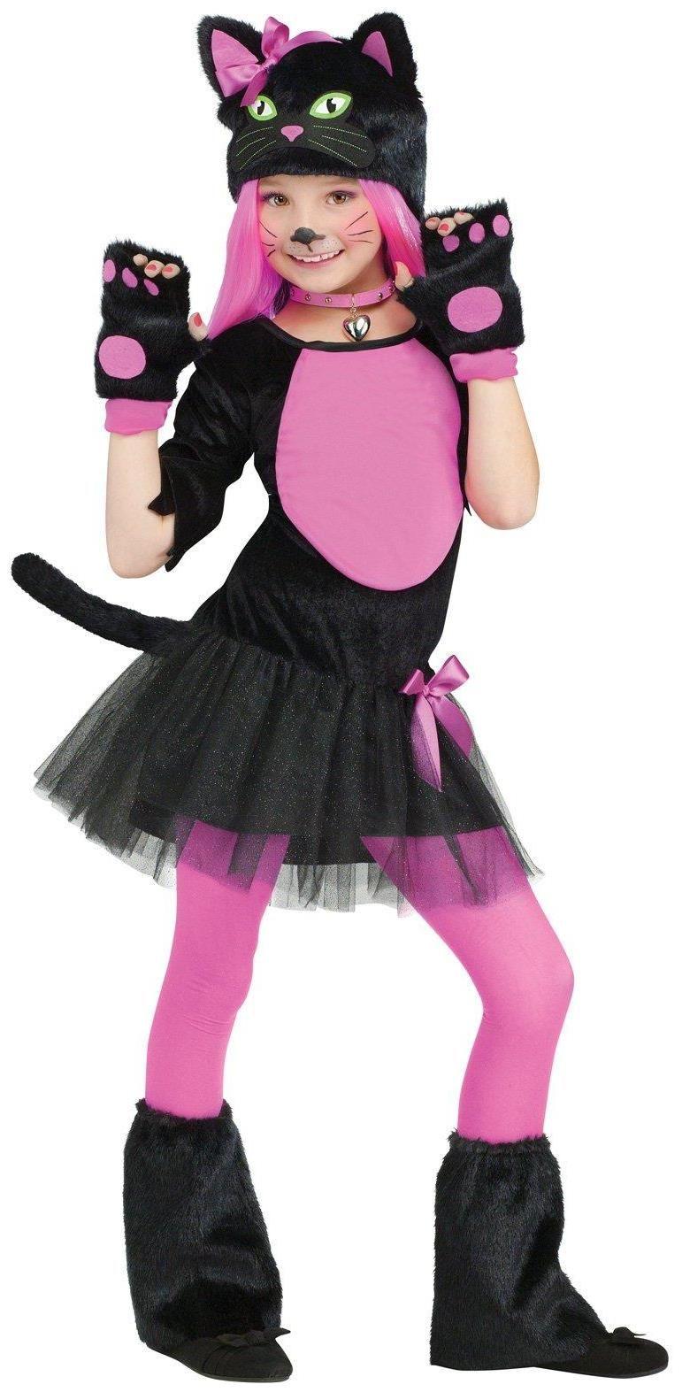 Miss Kitty Child Costume Disfraces Para Nenas Disfraces Infantiles Disfraz De Gato