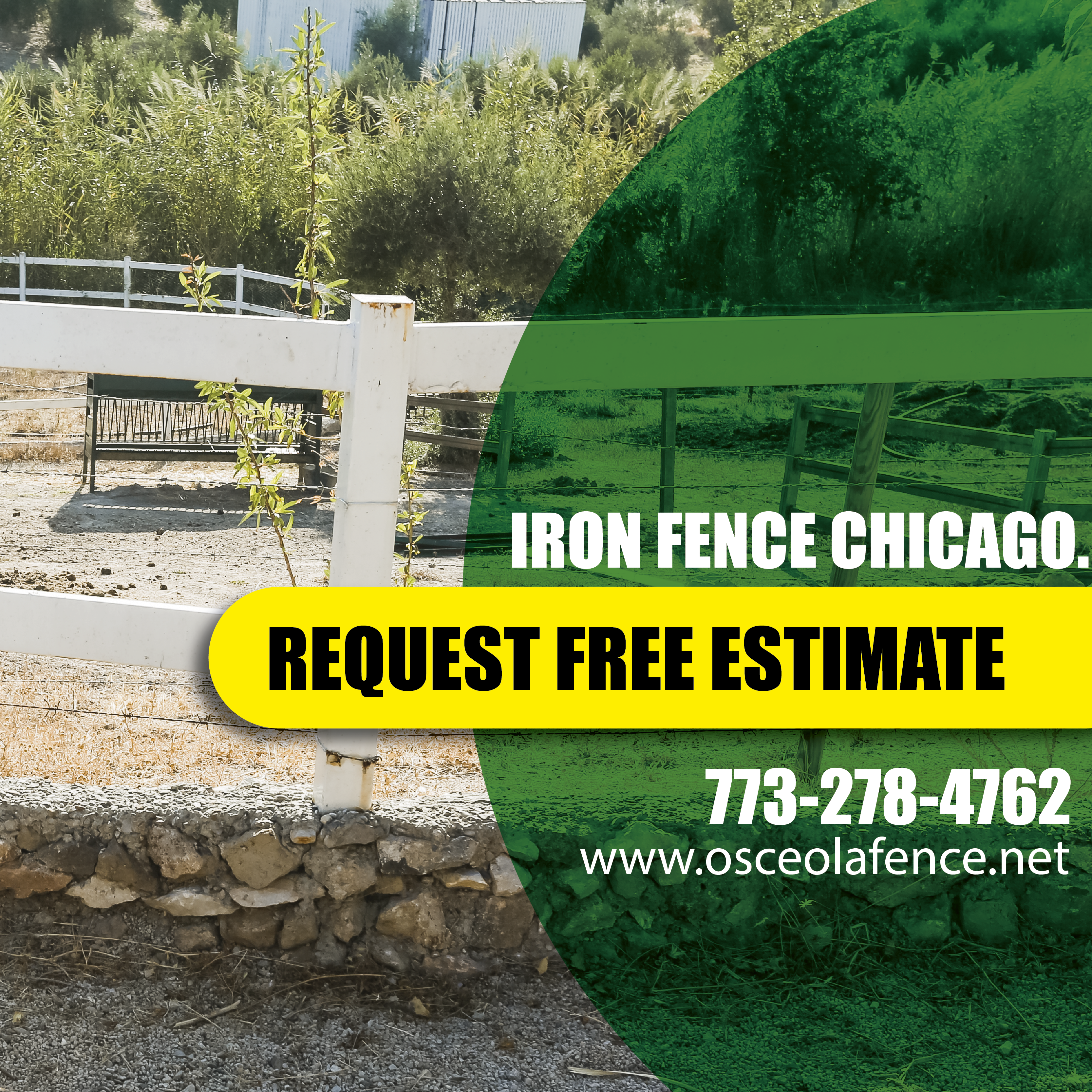 Commercial Fence Installation Chicago Wood Fence Design Fence Design Fence Styles