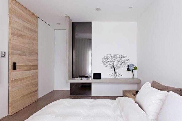 Déco chambre blanche en 50 belles suggestions | Deco chambre ...