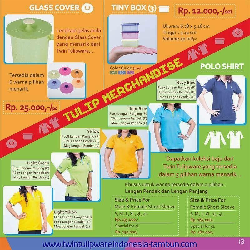 Tulip Merchandise & Accessories
