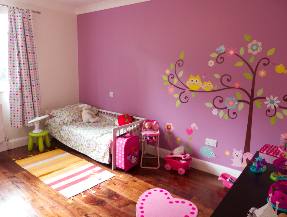 Asian Paints Colour Shades For Kids Room Photo 2