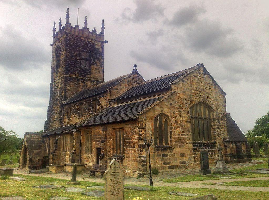 St Peter's Church, Felkirk, South Hiendley, Barnsley St