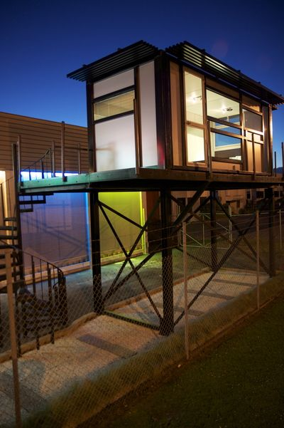 The Little House on Stilts With images Container house