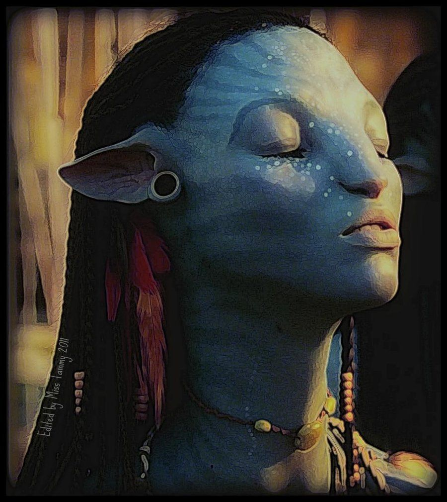 Avatar Movie World: Na'vi Song To Eywa By *RockerMissTammy On DeviantART