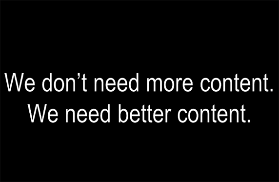 """7 Ways to Create Better #Content – A Summary of """"Everybody Writes"""" #Webinar with #AnnHandley"""