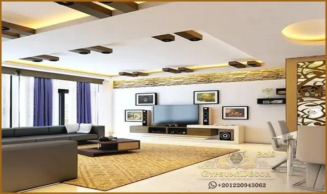 جبس معلق للصالات 2021 In 2021 Interior Design False Ceiling Home