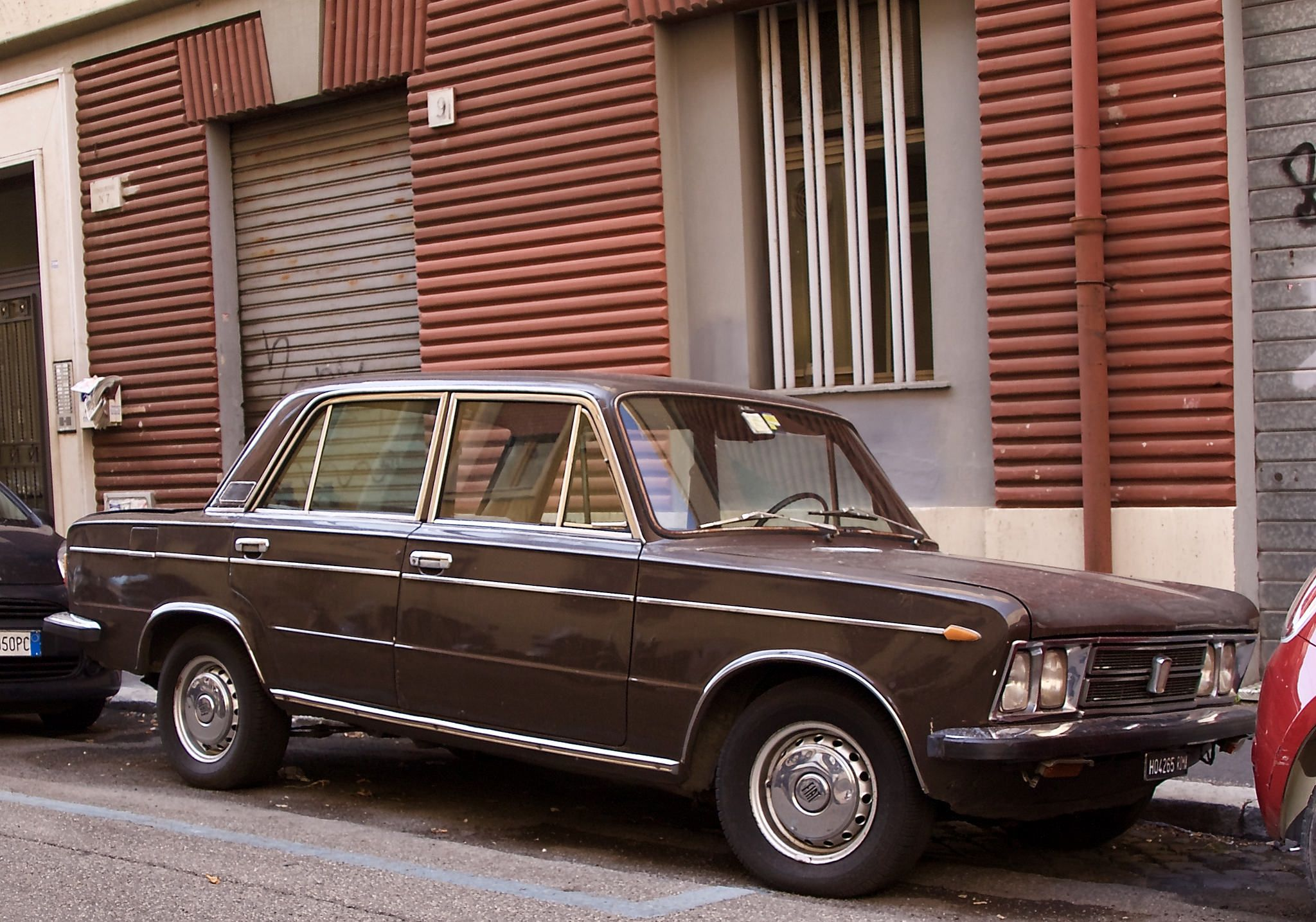 Fiat 125 Special Automatic