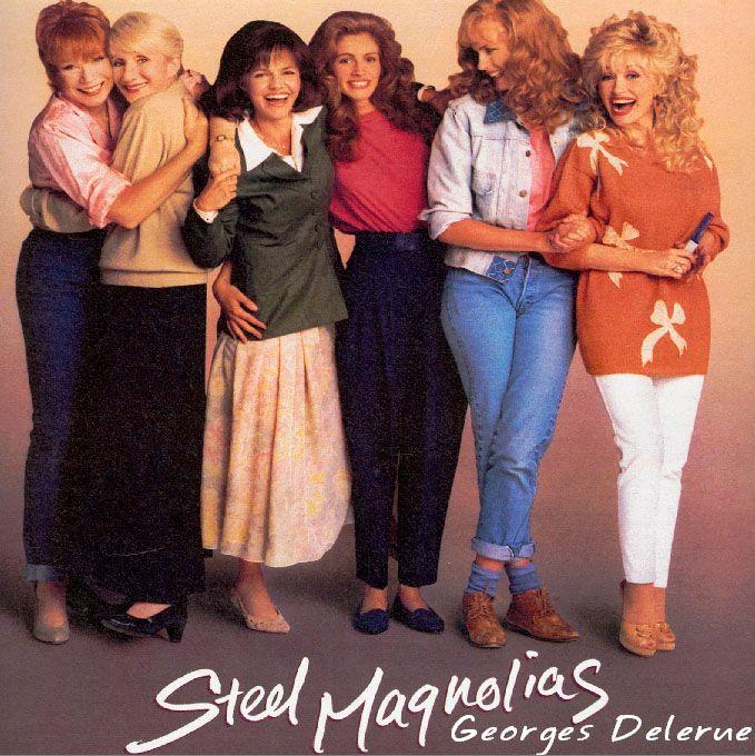 Steel Magnolias Frt Jpg 679 680 Magnolias De Acero Peliculas Divertidas Peliculas