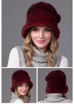 Czapki Kapelusze Zimowe Damskie W Czapki Zimowe Strona 2 Allegro Pl In 2020 Winter Hats Toque Hats Vintage