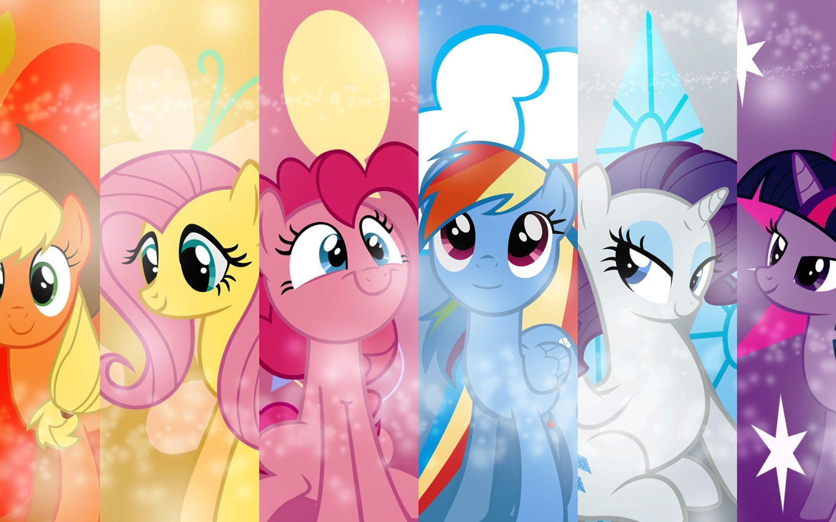 Contemporáneo Mi Pequeña Amistad Pony Es Mágica Para Colorear ...