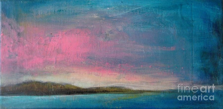 Pink Dusk By Vesna Antic Art Art Canvas Prints Art Prints