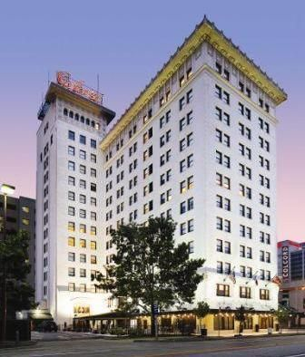 The Colcord Hotel Is A Luxury Boutique Hotel In Downtown Oklahoma