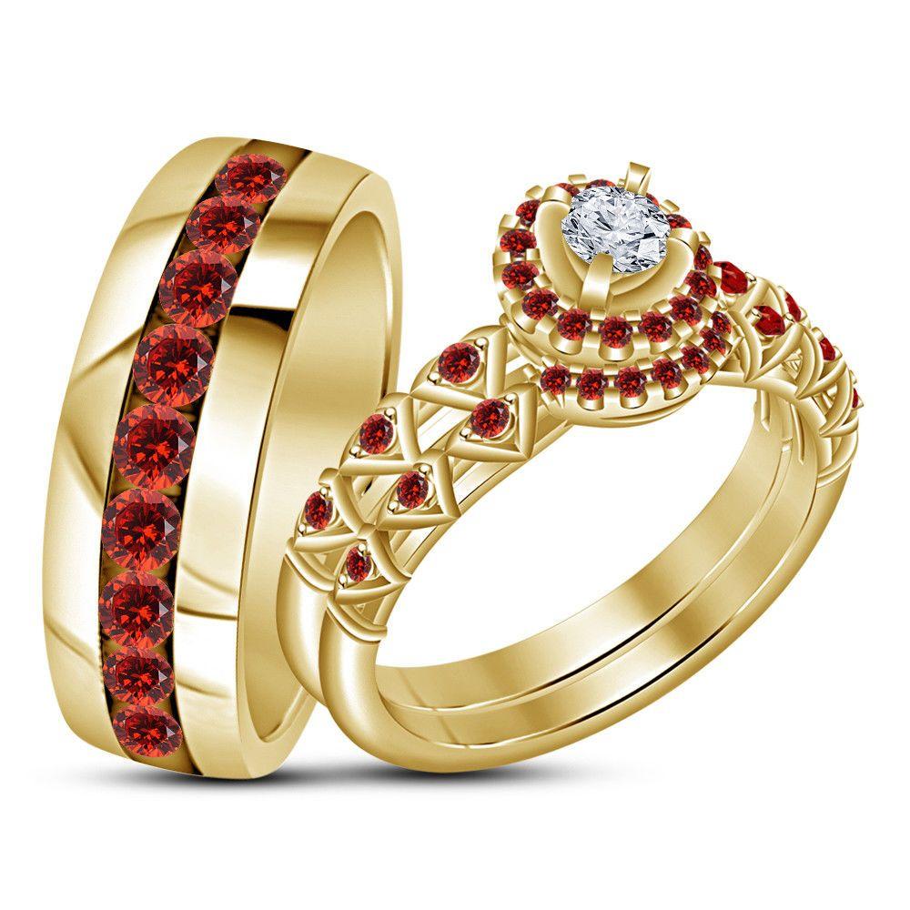 32++ Yellow gold bridal sets ideas