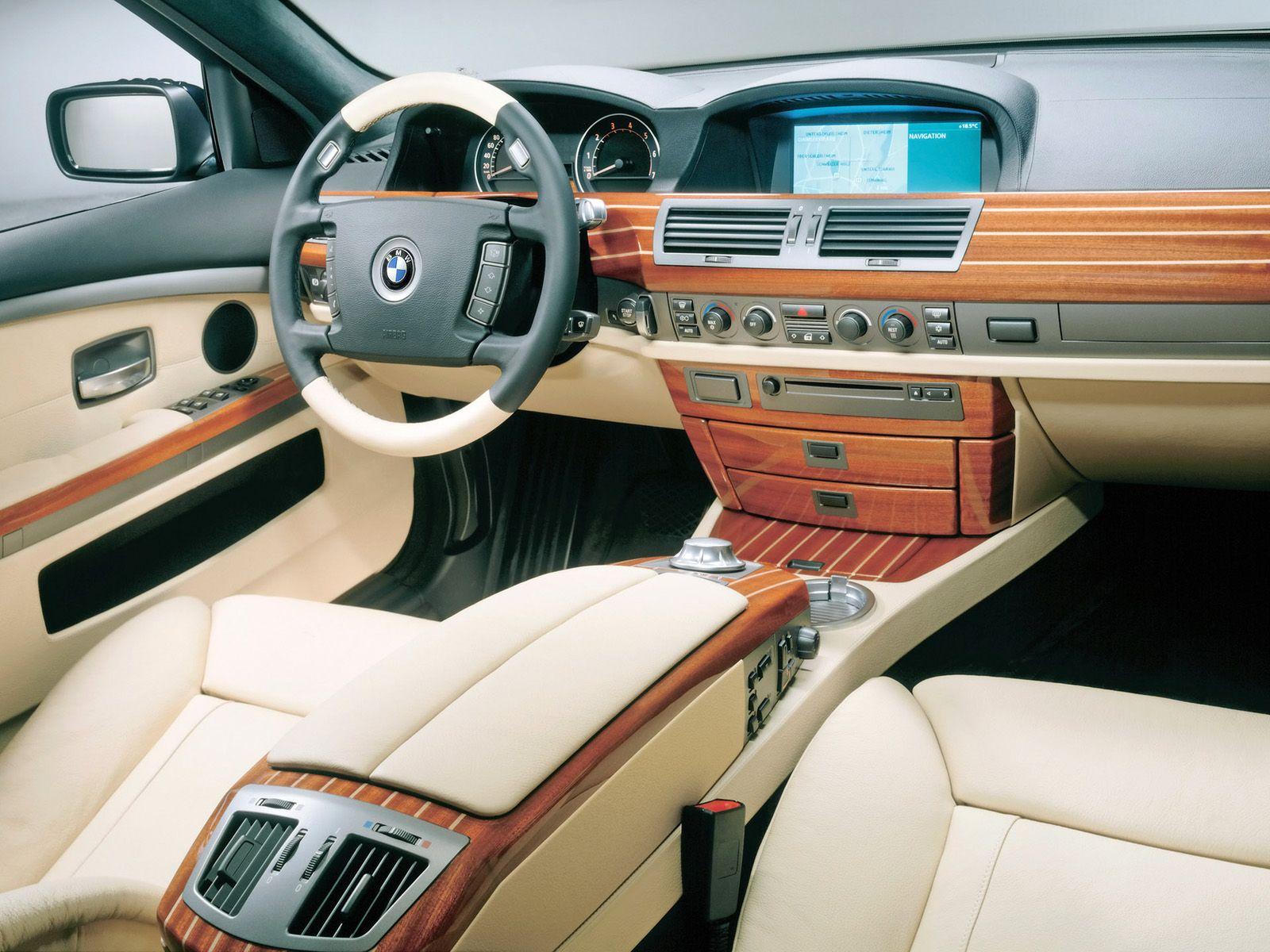 BMW Individual 760Li Yachtline Concept 2002