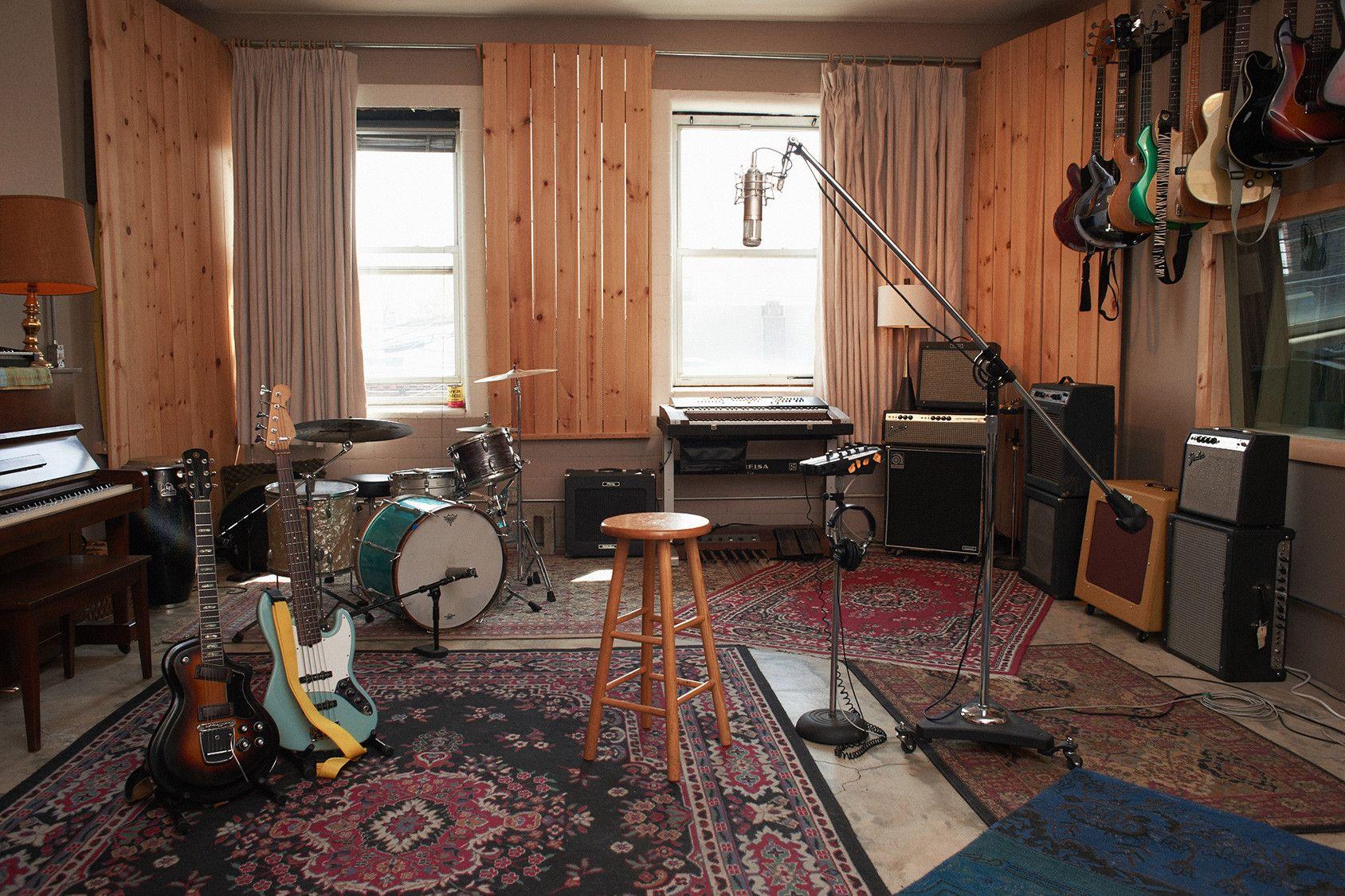 Inside 11 Of Brooklyns Top Recording Studios