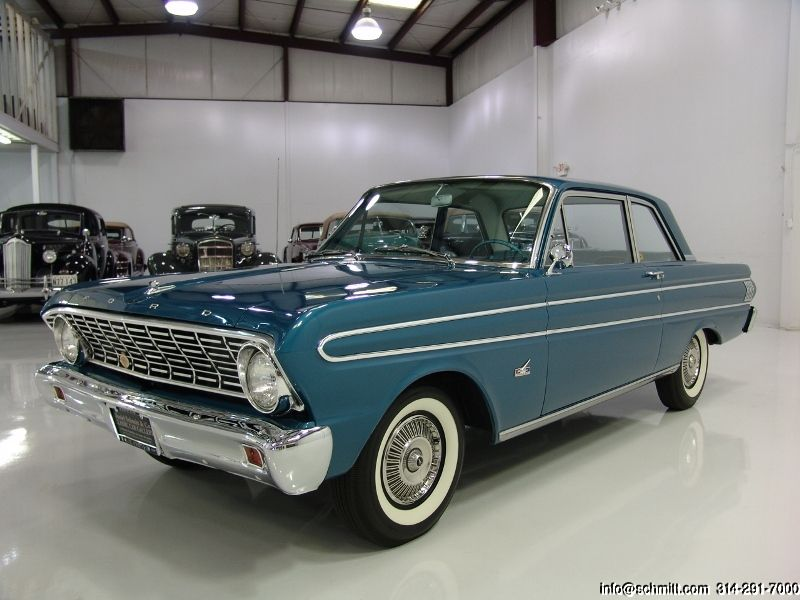 1964 Ford Falcon Futura 2 Door Sedan With Images 1964 Ford