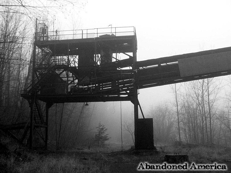 cornwall iron mine quarry lebanon pa - matthew christopher murray's abandoned america