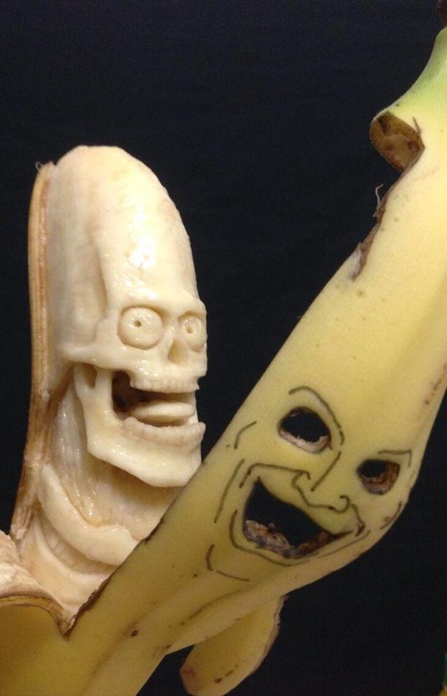 Keisuke Yamada, the Banana Artist | Ford Dealers in Maine