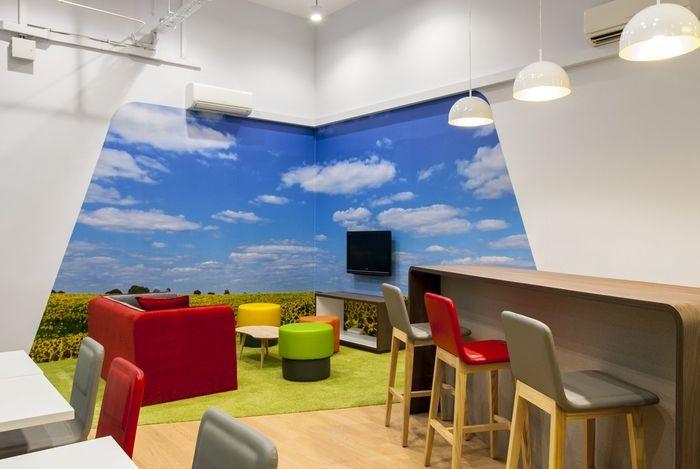 Precicon Offices Singapore Office Snapshots Design Consultant Office Design Conference Room Design