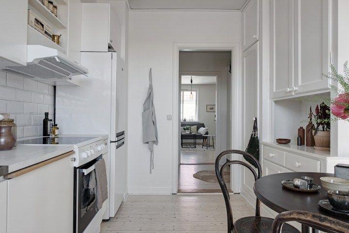 mini pisos decoración estilo nórdico decoración pisos pequeños