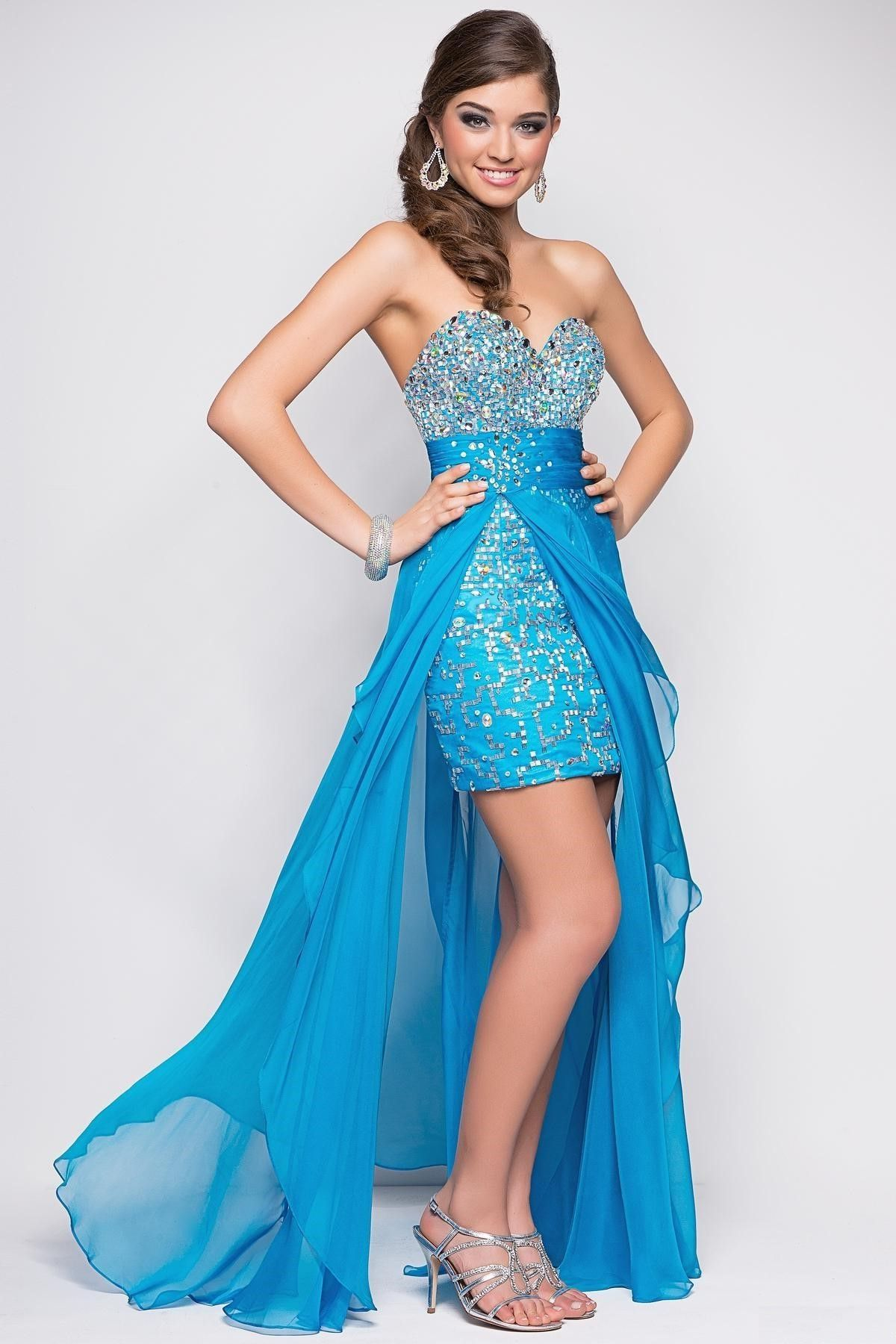 Primary 7 prom dresses zulily | My Fashion dresses | Pinterest