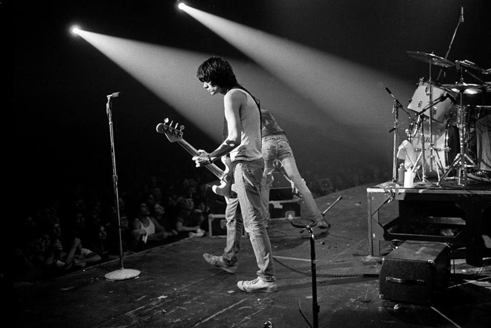 Dee Dee Ramone - Biografía - Apuesto al Rock